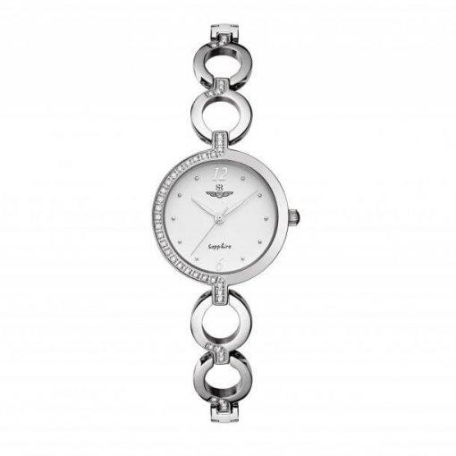 Đồng hồ nữ SRWATCH SL1608.1102TE TIMEPIECE trắng
