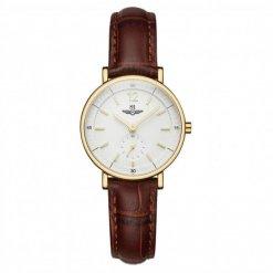 Đồng hồ nữ SRWATCH SL2087.4602RNT RENATA trắng