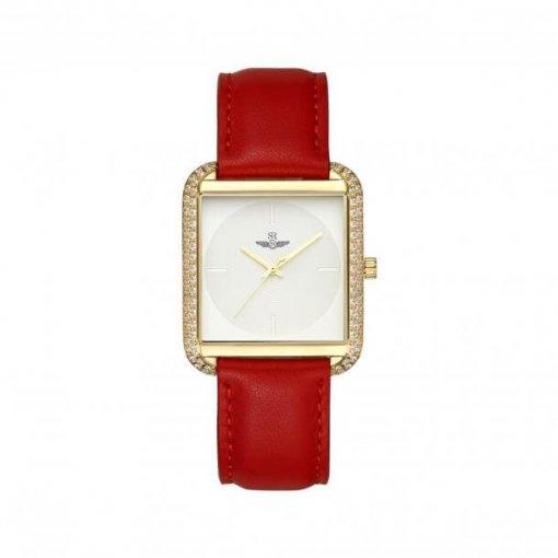 Đồng hồ nữ SRWATCH SL2203.4302 trắng