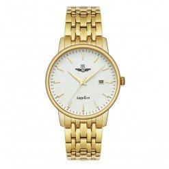 Đồng hồ nam SRWATCH SG1072.1402TE TIMEPIECE trắng