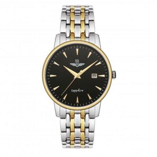 Đồng hồ nam SRWATCH SG1072.1201TE TIMEPIECE đen