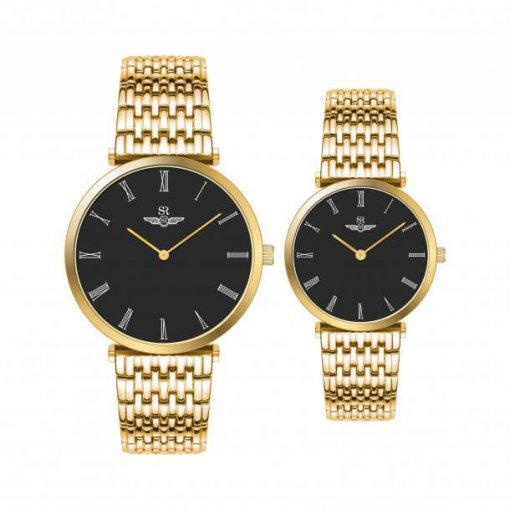 Đồng hồ cặp đôi SRWATCH SR8702.1401