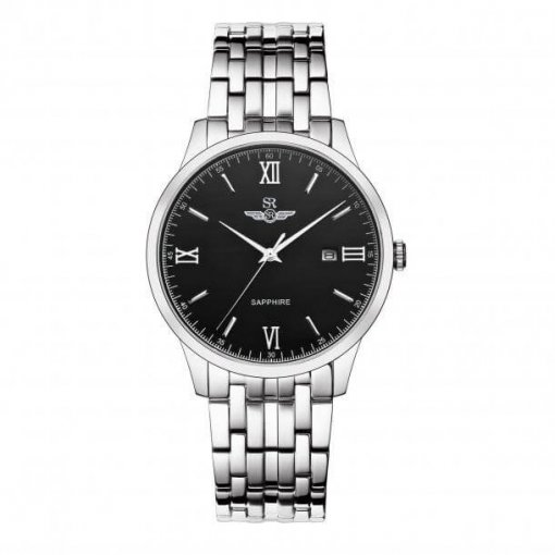 Đồng hồ nam SRWATCH SG9002.1101 đen