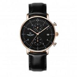 Đồng hồ nam SRWATCH SG5741.1401 đen
