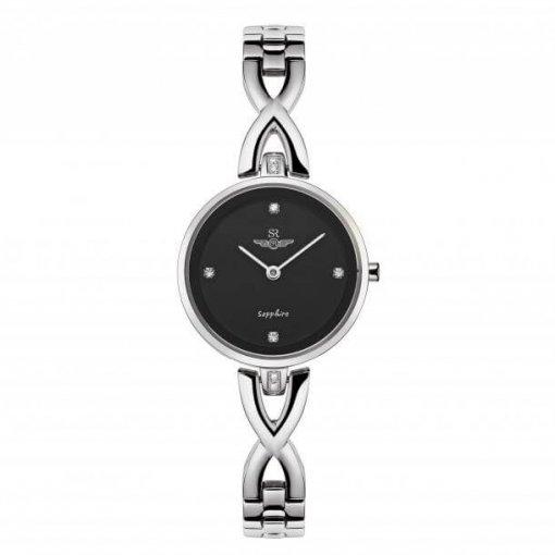 Đồng hồ nữ SRWATCH SL1602.1101TE TIMEPIECE đen
