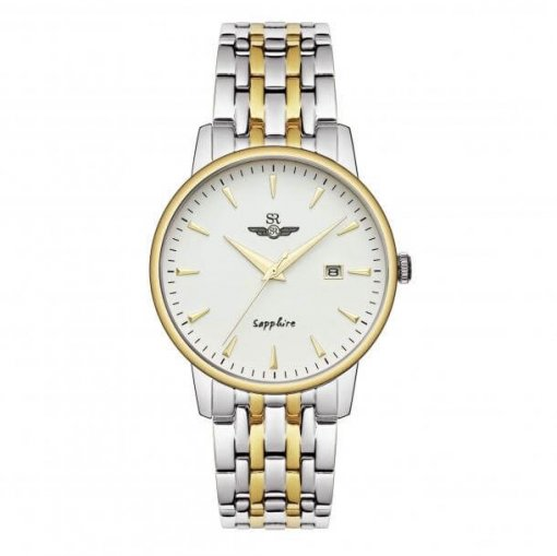 Đồng hồ nam SRWATCH SG1072.1202TE TIMEPIECE trắng