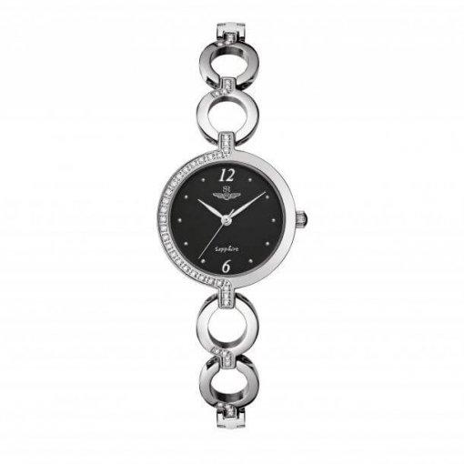 Đồng hồ nữ SRWATCH SL1608.1101TE TIMEPIECE đen
