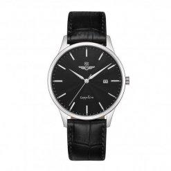 Đồng hồ nam SRWATCH SG1056.4101TE TIMEPIECE đen