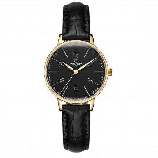 Đồng hồ nữ SRWATCH SL6657.4601RNT RENATA đen
