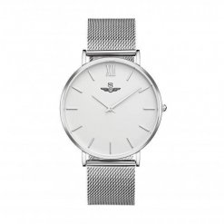Đồng hồ nam SRWATCH SG1085.1102 trắng