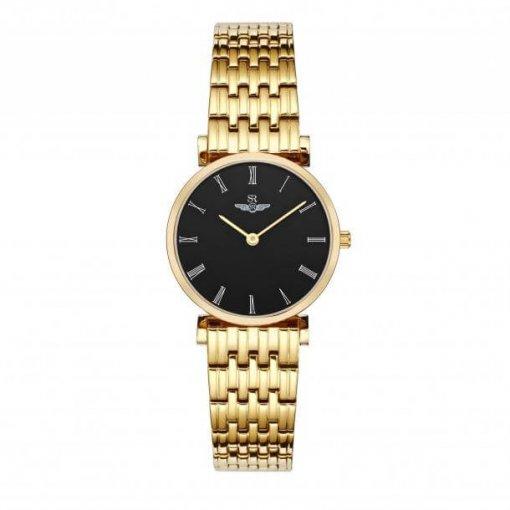 Đồng hồ nữ SRWATCH SL8702.1401 đen