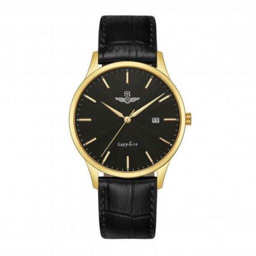 Đồng hồ nam SRWATCH SG1056.4601TE TIMEPIECE đen