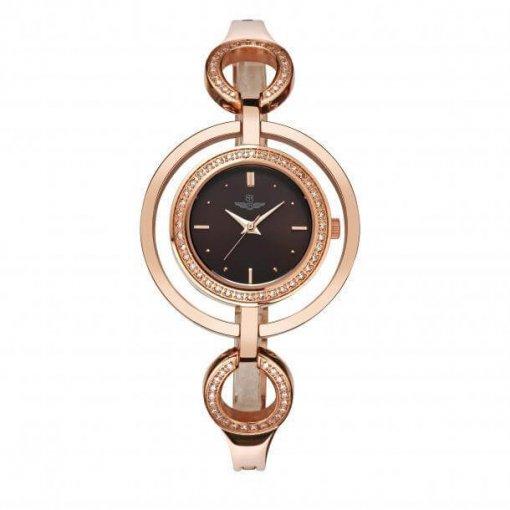 Đồng hồ nữ SRWATCH SL6654.1303 nâu