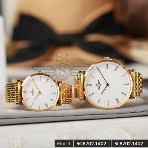 Đồng hồ cặp SRWATCH SR8702.1402 giá tốt