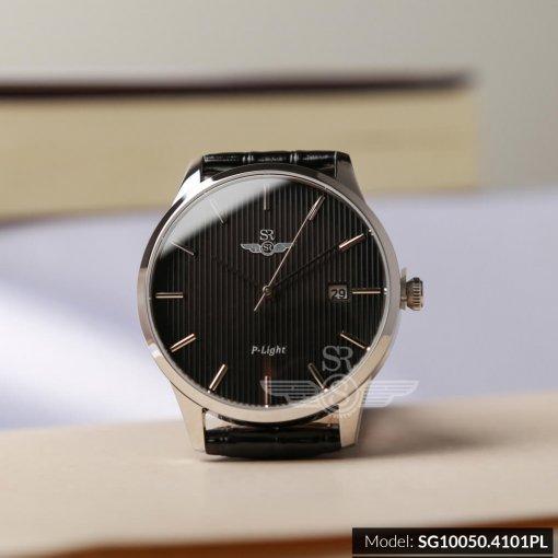 Đồng hồ nam SRWATCH SG10050.4101PL đen-1