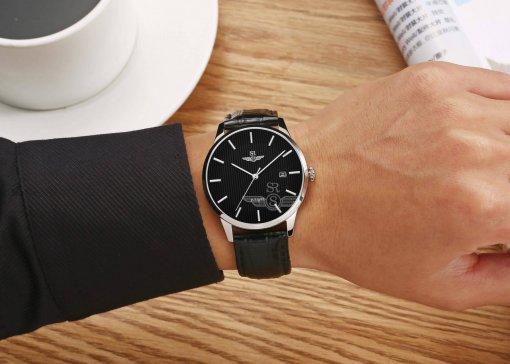 Đồng hồ nam SRWATCH SG10050.4101PL đen-3