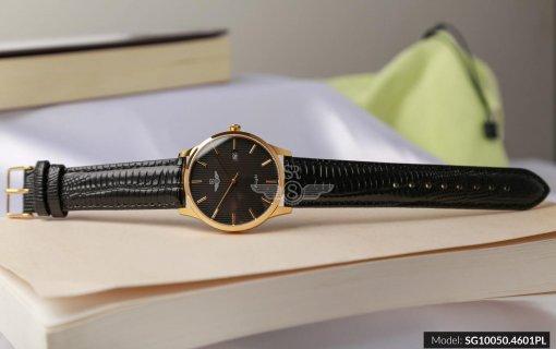 Đồng hồ nam SRWATCH SG10050.4601PL đen-2
