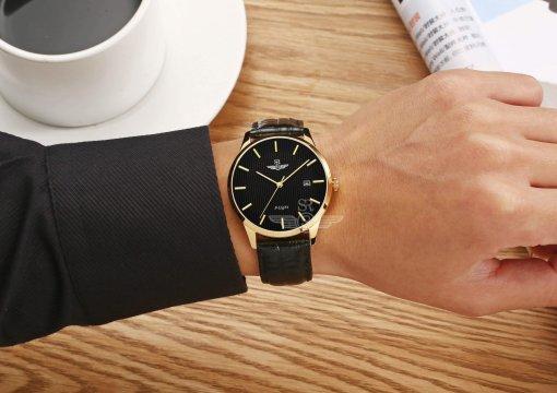 Đồng hồ nam SRWATCH SG10050.4601PL đen-3