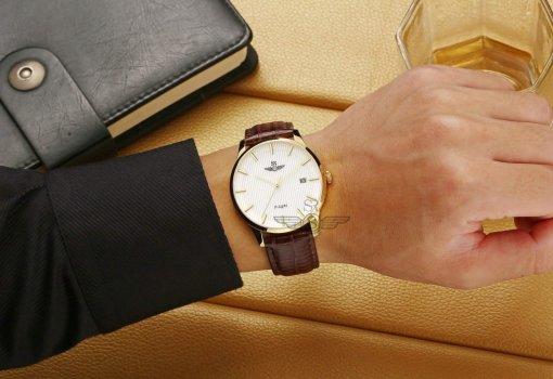 Đồng hồ nam SRWATCH SG10050.4602PL trắng-3