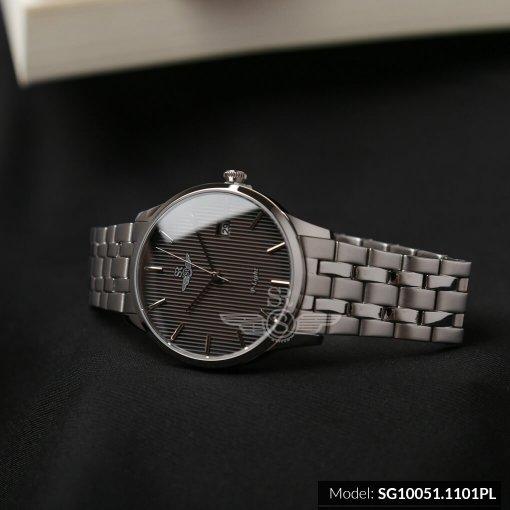 Đồng hồ nam SRWATCH SG10051.1101PL đen-2