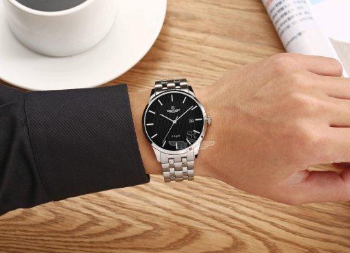 Đồng hồ nam SRWATCH SG10051.1101PL đen-3