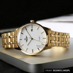 Đồng hồ nam SRWATCH SG10051.1402PL trắng-2