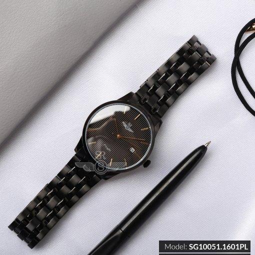 Đồng hồ nam SRWATCH SG10051.1601PL đen-2