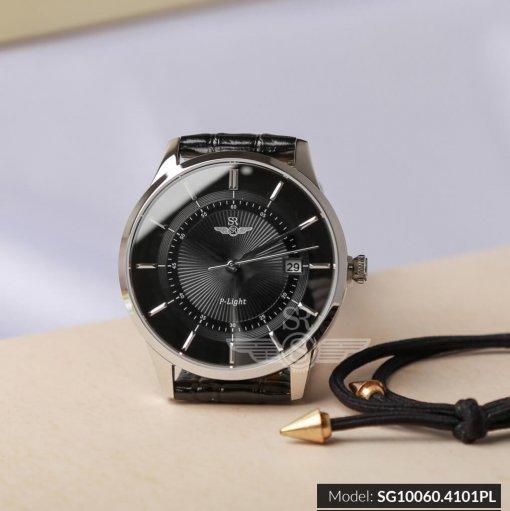 Đồng hồ nam SRWATCH SG10060.4101PL đen-1