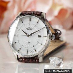 Đồng hồ nam SRWATCH SG10060.4102PL trắng-1