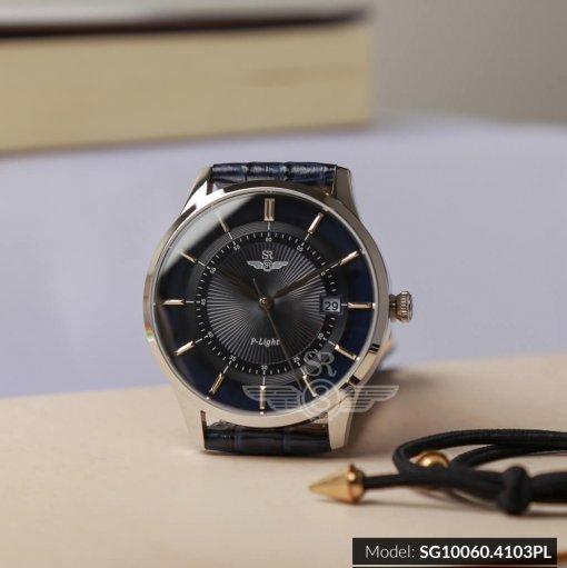 Đồng hồ nam SRWATCH SG10060.4103PL đen-2