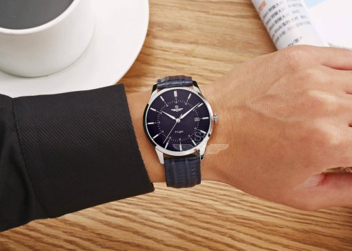 Đồng hồ nam SRWATCH SG10060.4103PL đen-3
