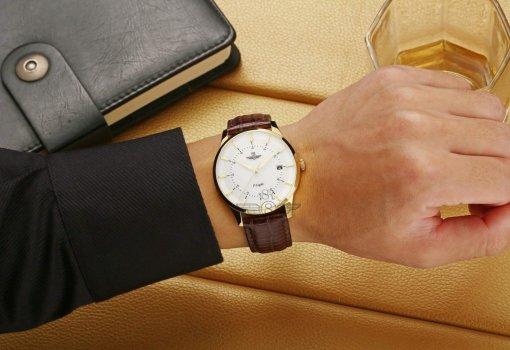 Đồng hồ nam SRWATCH SG10060.4602PL trắng-3