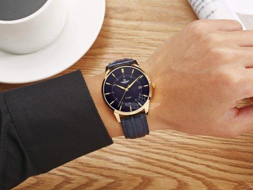 Đồng hồ nam SRWATCH SG10060.4603PL xanh-3