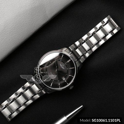 Đồng hồ nam SRWATCH SG10061.1101PL đen-1