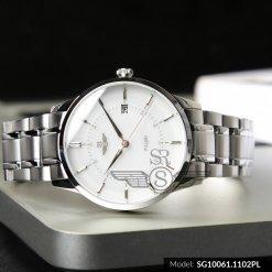 Đồng hồ nam SRWATCH SG10061.1102PL trắng-2