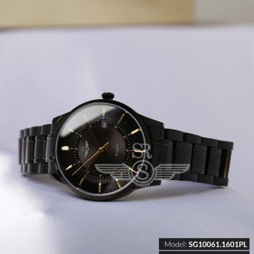 Đồng hồ nam SRWATCH SG10061.1601PL đen-3