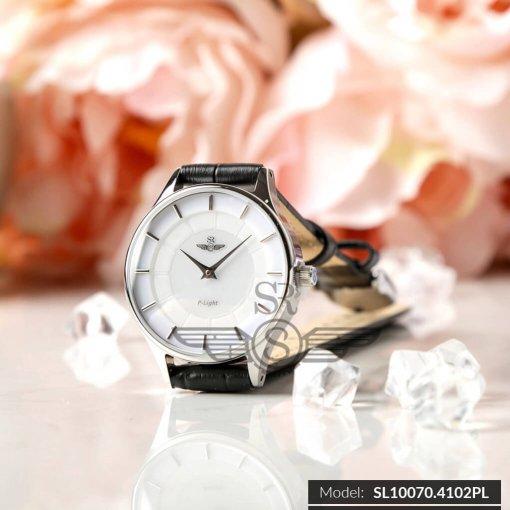 Đồng hồ nam SRWATCH SG10070.4102PL trắng-2
