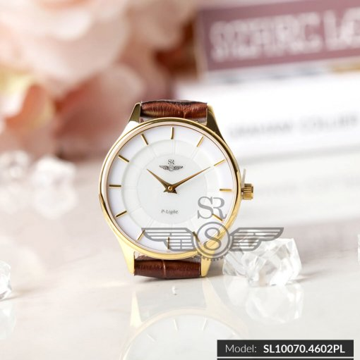Đồng hồ nam SRWATCH SG10070.4602PL trắng-1