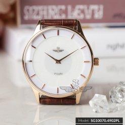 Đồng hồ nam SRWATCH SG10070.4902PL trắng-2