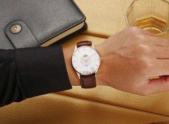 Đồng hồ nam SRWATCH SG10070.4902PL trắng-3