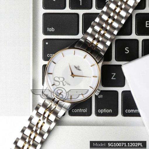 Đồng hồ nam SRWATCH SG10071.1202PL trắng-1