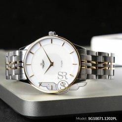 Đồng hồ nam SRWATCH SG10071.1202PL trắng-2