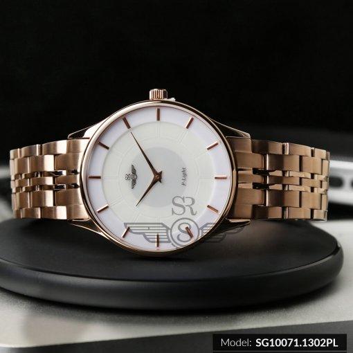 Đồng hồ nam SRWATCH SG10071.1302PL trắng-2
