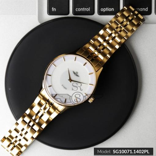 Đồng hồ nam SRWATCH SG10071.1402PL trắng-1