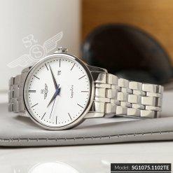 Đồng hồ nam SRWATCH SG1075.1102TE TIMEPIECE cận mặt