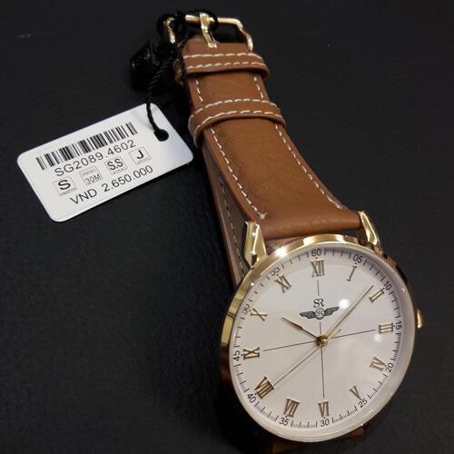 Đồng hồ nam SRWATCH SG2089.4602 chính hãng