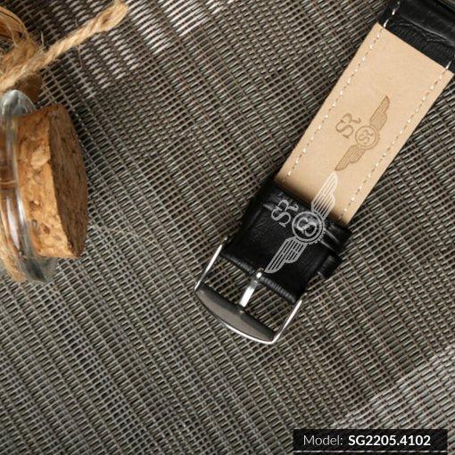 Đồng hồ nam SRWATCH SG2205.4102 trắng chính hãng