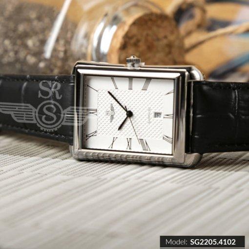 Đồng hồ nam SRWATCH SG2205.4102 trắng giá tốt