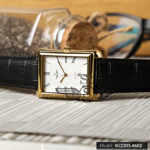 Đồng hồ nam SRWATCH SG2205.4602 trắng giá tốt