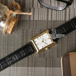 Đồng hồ nam SRWATCH SG2205.4602 trắng đẹp
